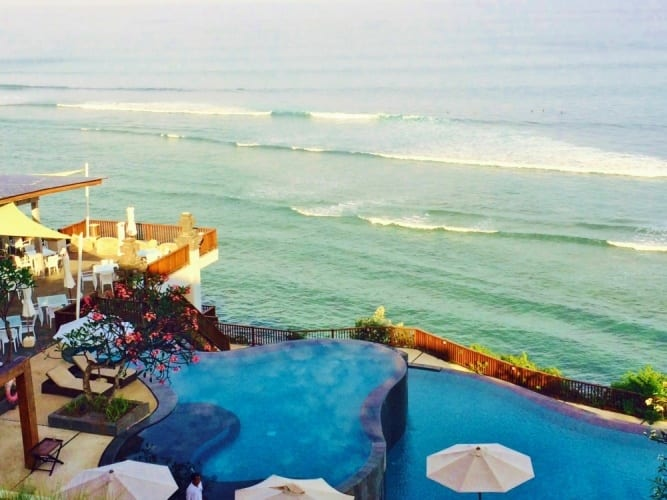 Uluwatu Resort & Spa.