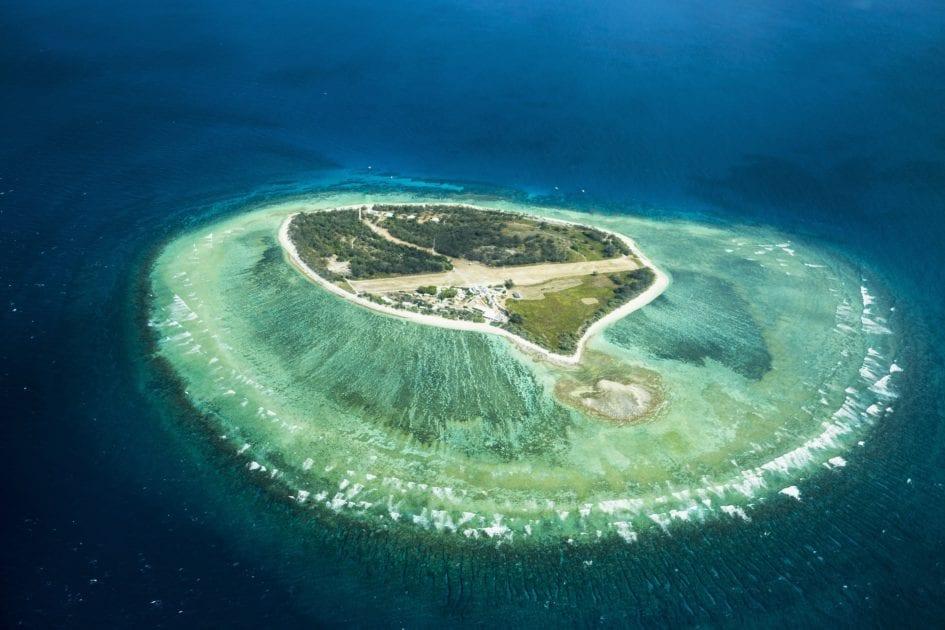lady-elliot-island-aerial
