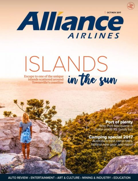 Alliance Airlines Cover