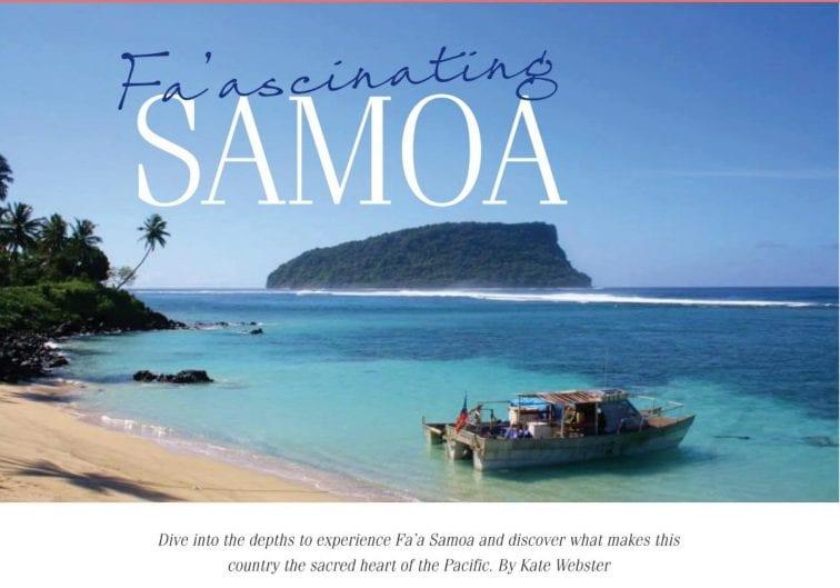 Pacific Island Living Samoa