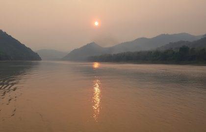 Luang Prabang - Mekong River