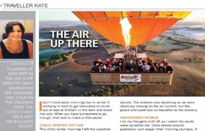 TravellerKate Hotair GC